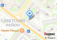 Компания «Tele2 Брянск» на карте