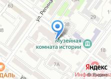 Компания «Центр микрохирургии глаза им. академика С.Н. Федорова» на карте