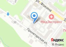 Компания «Отделение по делам несовершеннолетних Советского района» на карте