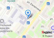 Компания «Студенческая столовая» на карте