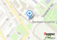 Компания «УФСИН России по Брянской области» на карте