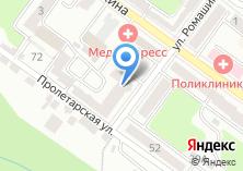 Компания «Эгида-Брянск» на карте