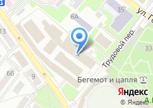 Компания «Отдел вневедомственной охраны по г. Брянску» на карте