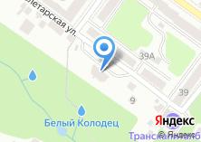 Компания «Экспресс-АРТ» на карте