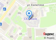Компания «m-car.ru» на карте
