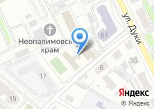 Компания «Оконная Галерея БРУСБОКС» на карте