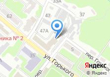 Компания «Арбитражный суд Брянской области» на карте
