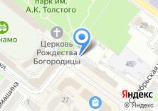 Компания «Деловое партнерство» на карте
