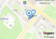 Компания «Лайма» на карте