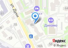 Компания «SysTegra» на карте