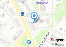 Компания «Азон» на карте