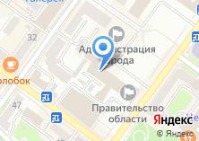 Компания «Управление региональной безопасности г. Брянска» на карте