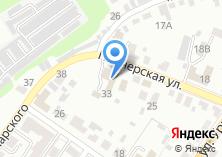 Компания «Брянскдизайнпроект» на карте