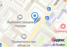 Компания «Bryansk-uniqucontent» на карте