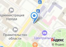 Компания «АйКрафт» на карте