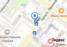 Компания «Кора-Плюс торговая компания» на карте