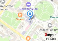 Компания «Брянская областная научная универсальная библиотека им. Ф.И. Тютчева» на карте
