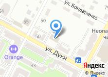 Компания «Брянскоблтехинвентаризация» на карте