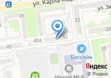 Компания «Ателье на ул. Карла Маркса» на карте