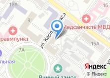 Компания «Справочно-информационный центр» на карте