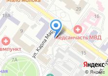 Компания «Участковый пункт полиции Советский район» на карте