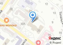 Компания «Брянский областной театр юного зрителя» на карте