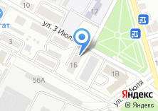 Компания «Косоухофф» на карте
