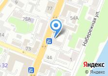Компания «Союз-М» на карте