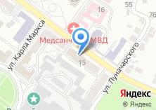 Компания «Гарант-Сервис-Брянск» на карте
