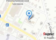 Компания «Центр социальной помощи семье и детям Советского района» на карте