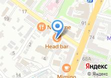 Компания «HEAD BAR» на карте
