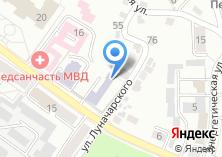 Компания «Брянский медицинский колледж им. академика Н.М. Амосова» на карте