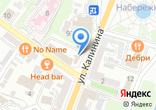 Компания «Интерметалл» на карте
