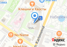Компания «Калининский» на карте