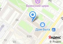 Компания «Наш Брянск» на карте