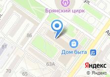 Компания «Стройтехник» на карте