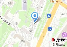 Компания «Свадебный салон на ул. Калинина» на карте