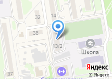 Компания «Пирожковая» на карте