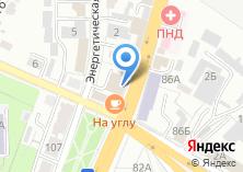 Компания «Метиз Сервис» на карте