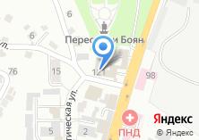 Компания «Город Звука» на карте
