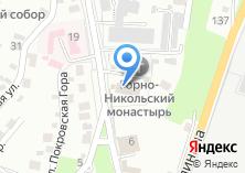 Компания «Горно-Никольский епархиальный мужской монастырь» на карте