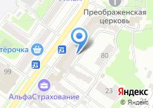 Компания «ШОУ-РУМ DOMTEX* (*ДОМТЕКС)» на карте