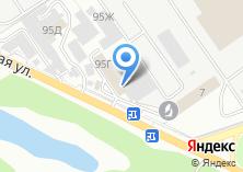 Компания «М.двери» на карте