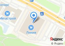 Компания «Sport Line» на карте