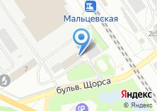 Компания «ZAP-ROS.RU» на карте