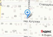 Компания «Виллайн» на карте