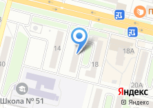 Компания «Буква» на карте