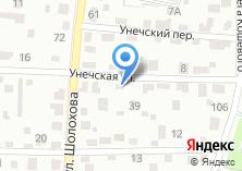 Компания «Ветеринарная лечебница Фокинского района» на карте