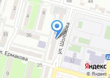 Компания «Столичный строитель» на карте