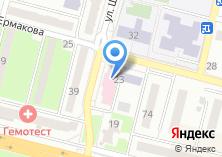 Компания «Брянская городская стоматологическая поликлиника №4» на карте